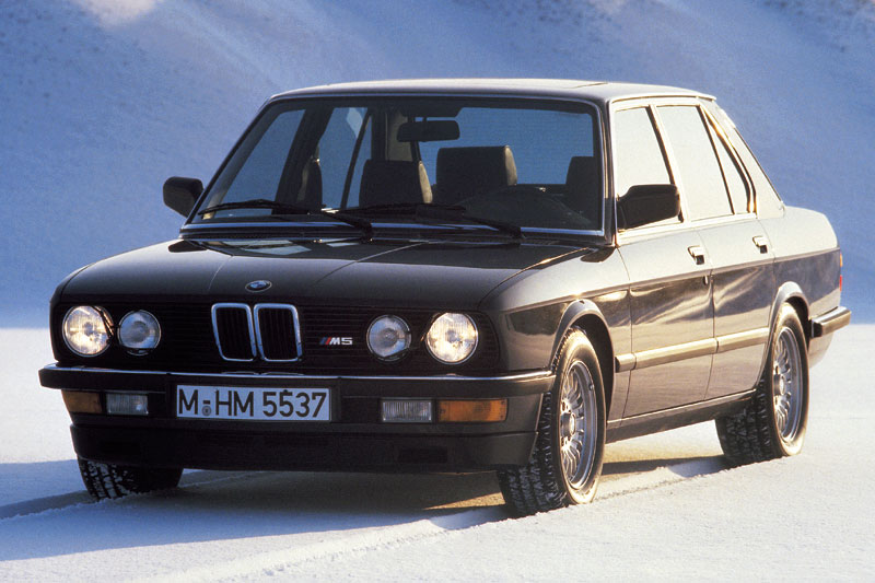 BMW 524d