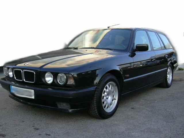 BMW 525 TDS Touring
