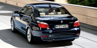 BMW 530d Exclusive