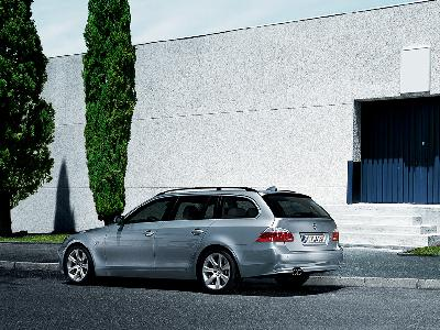 BMW 530xi Touring Automatic