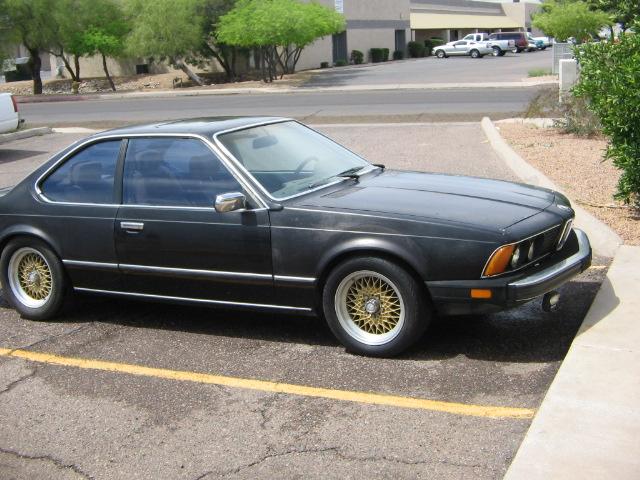BMW 630 CSi