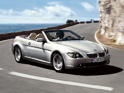 BMW 645Ci Cabriolet