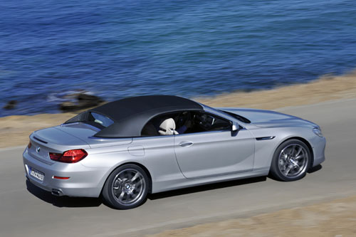 BMW 650i Cabriolet