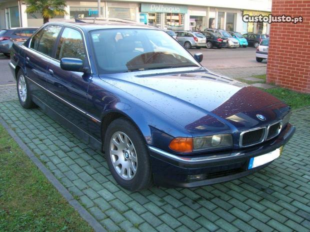 BMW 7 725tds AT