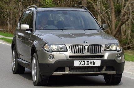 BMW X3 2.0D Exclusive