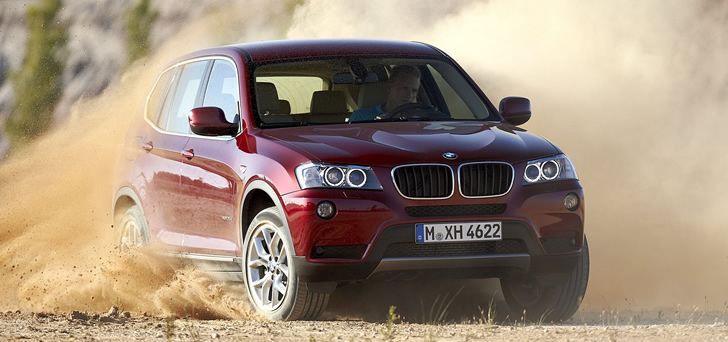 BMW X3 30d 218hp AT Lifestyle