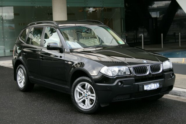 BMW X3 30i AT Lifestyle