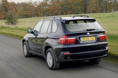 BMW X5 35d AT