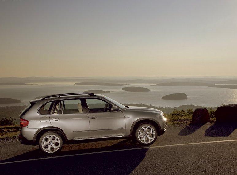 BMW X5 4.8i Sports Activity