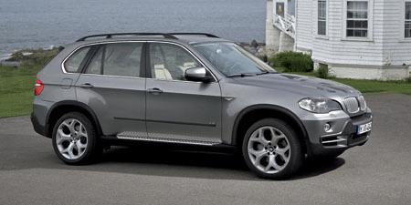 BMW X5 4.8i Sports Activity Vehicle