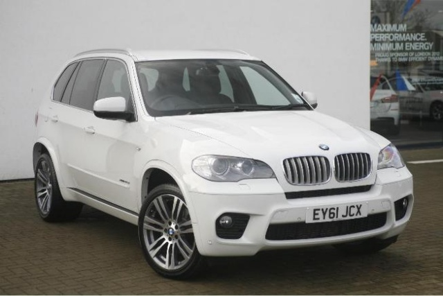 BMW X5 40d AT M-Sports Limited Edition