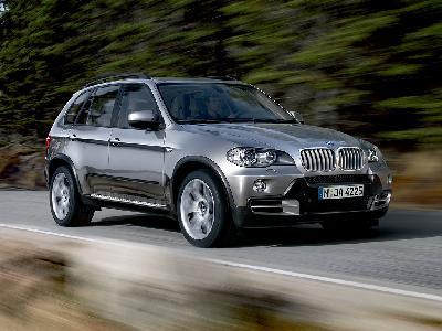 BMW X5 xDrive 48i