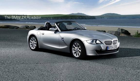 View Of Bmw Z4 2 0i Roadster Photos Video Features And