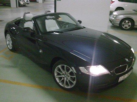 BMW Z4 2.5i Roadster