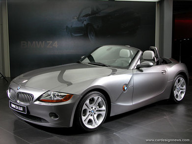 BMW Z4 sDrive30i M Sport Design Pure Impulse