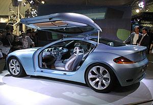 BMW Z9 Cabriolet