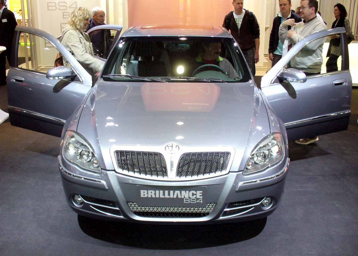 Brilliance BS4 1.8