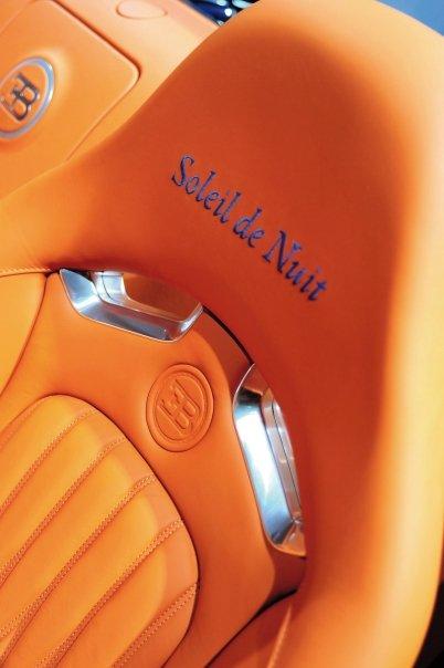 Bugatti Veyron Grand Sport Soleil