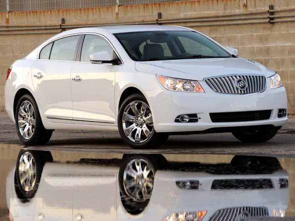 Buick LaCrosse CXL