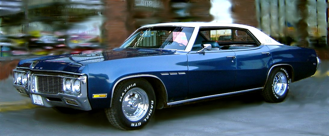 Buick Le Sabre Limited