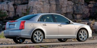 Cadillac BLS 2.0T MT