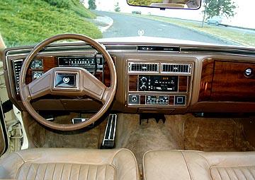 Cadillac Brougham