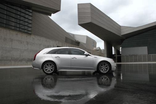 Cadillac CTS Sport Wagon 3.0L Luxury AWD
