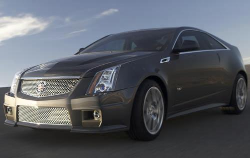 Cadillac CTS-V Coupe 6.2L