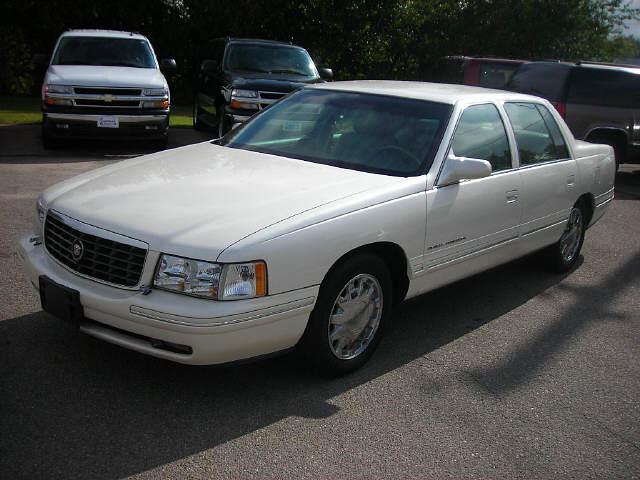 Cadillac De Ville 4.6 i V6 24V Concours