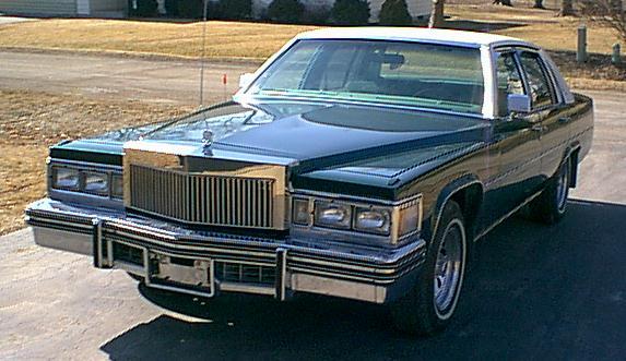 Cadillac DeVille Sedan