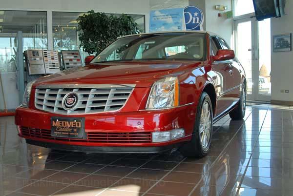 Cadillac DTS Luxury