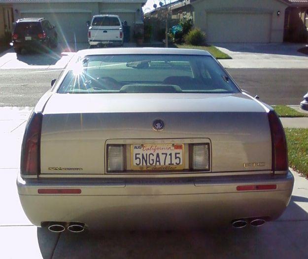 Cadillac Eldorado 4.6