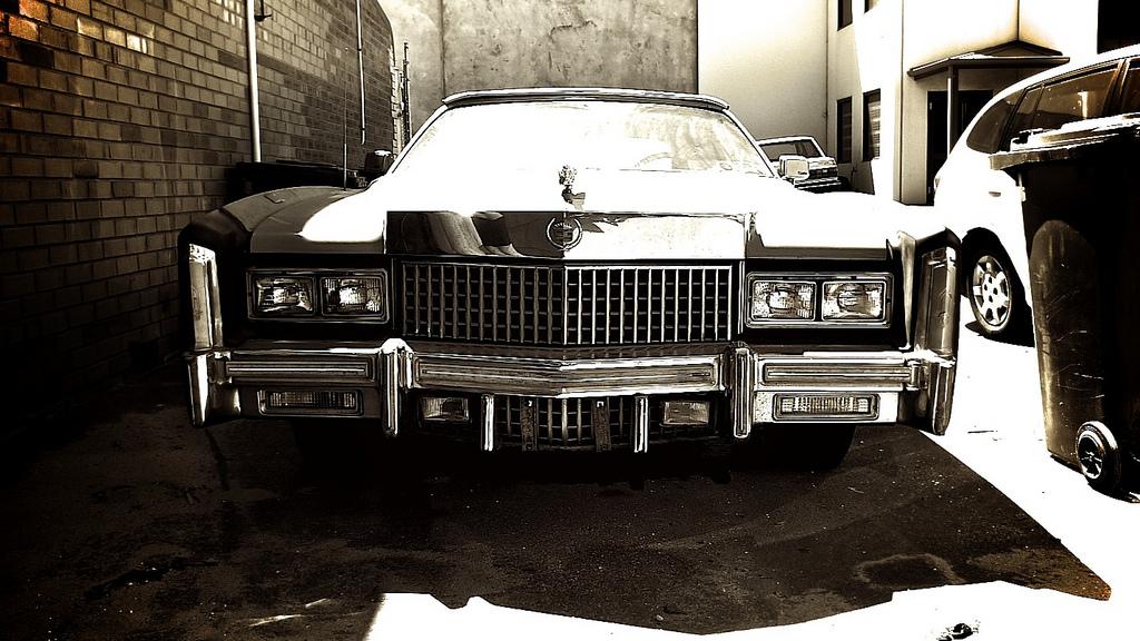 Cadillac Eldorado 5.7 D