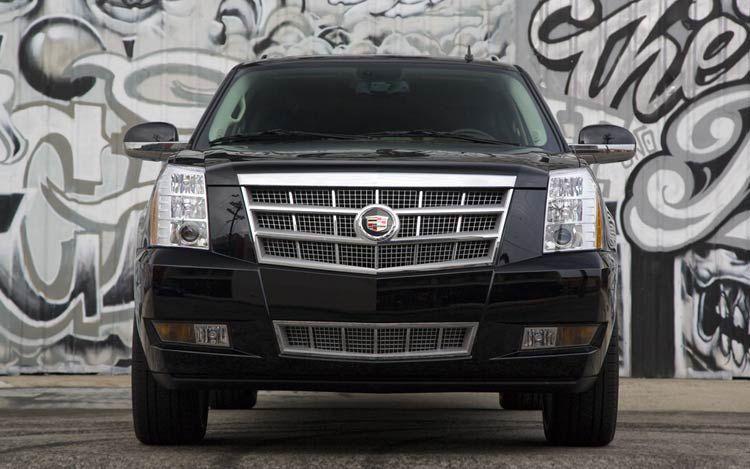 Cadillac Escalade ESV AWD Platinum Edition