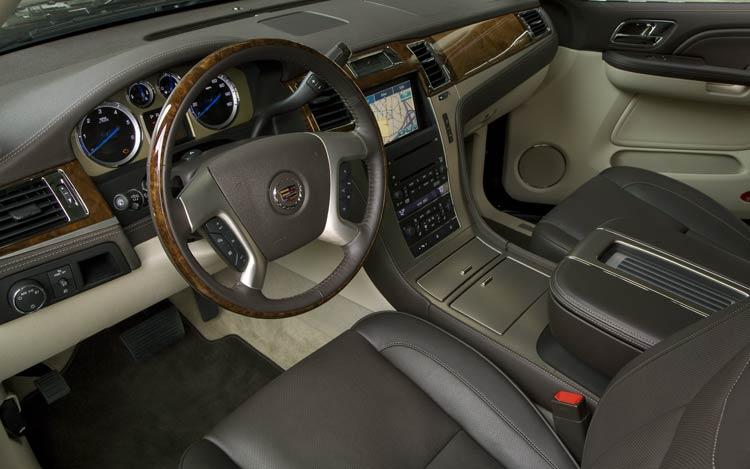 Cadillac Escalade ESV Platinum Edition