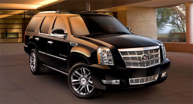 Cadillac Escalade Hybrid Platinum