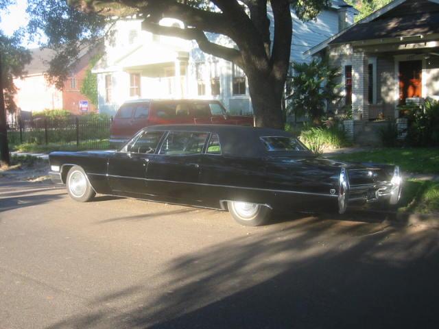 Cadillac Fleetwood 75 Limousine