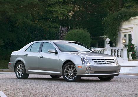 Cadillac LSE 3.0 i V6 24V