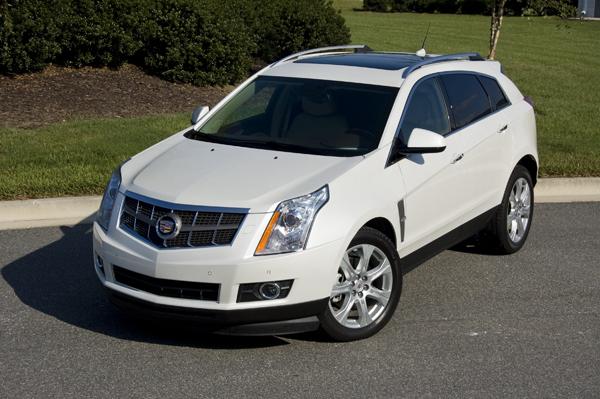 Cadillac SRX AWD Luxury