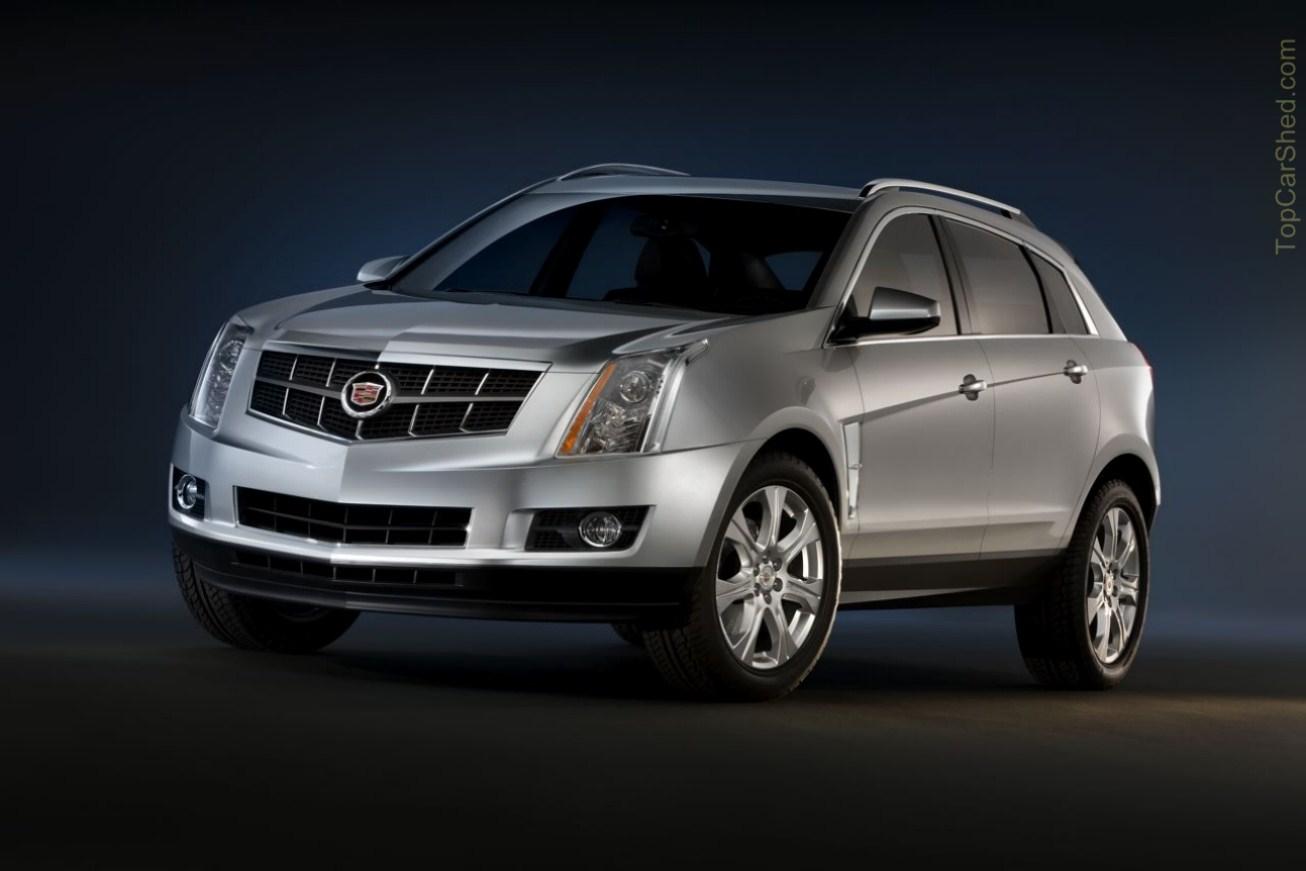 Cadillac SRX AWD Turbo Performance
