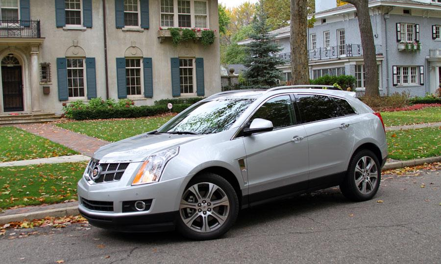 Cadillac SRX Performance