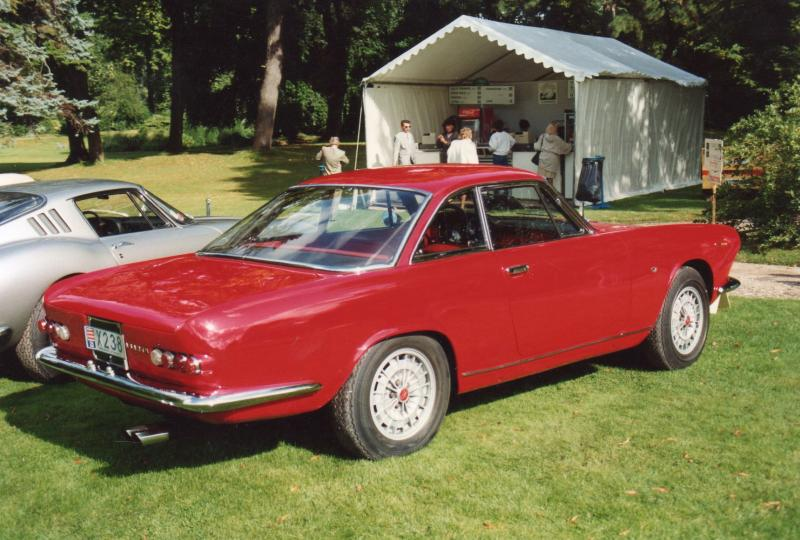 Abarth 2400 Coupe
