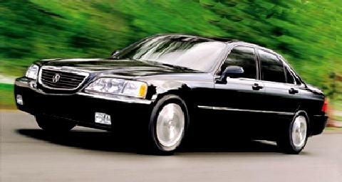 Acura RL Sedan