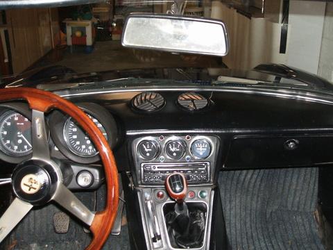 Alfa Romeo 2000 Spider Veloce
