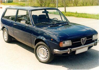 Alfa Romeo Alfasud Giardinetta