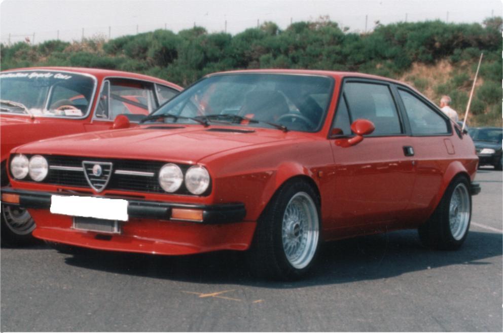 Alfa Romeo Alfasud Sprint