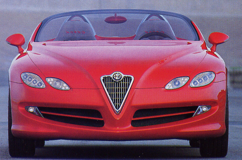 Alfa Romeo Dardo