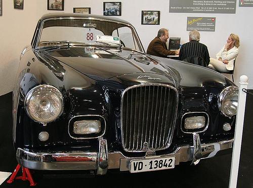 Alvis TC 108G
