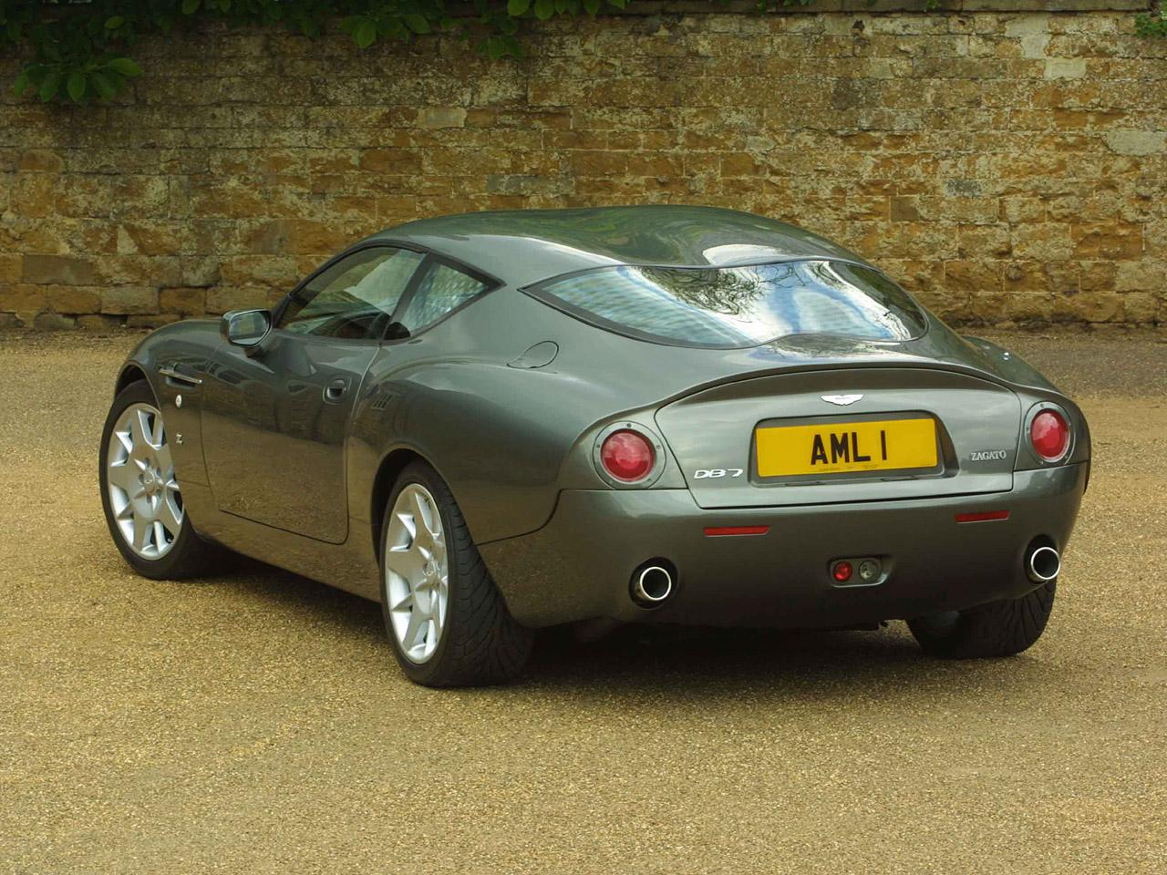 Aston Martin DB 7 Zagato