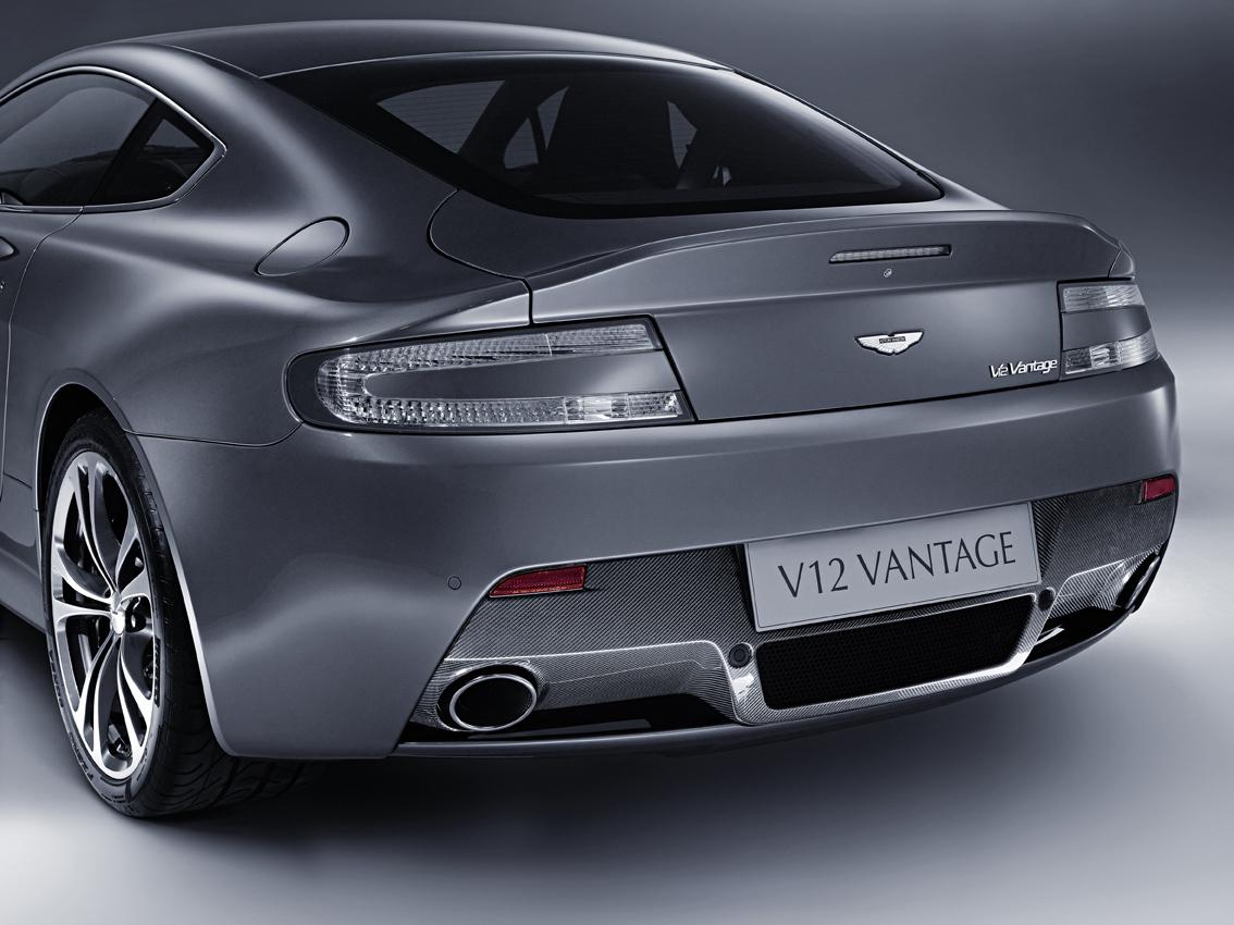 Aston Martin Vantage V12
